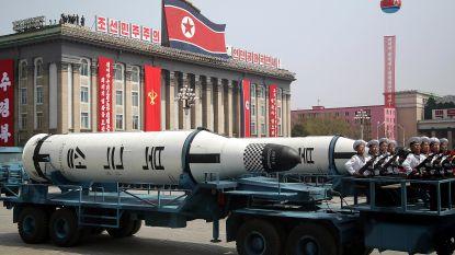 Hebben Amerikanen raket van boosaardige Kim Jong-un in zee doen storten?