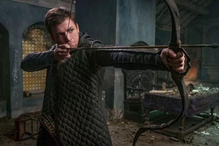 Robin Hood is vanaf deze week opnieuw in de zalen te zien.