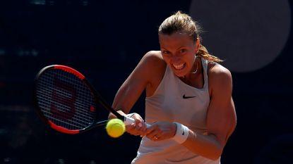 Kvitova pakt toernooiwinst in thuisland - Zverev verzekert zich van finaleticket in eigen land - Flipkens haalt hoofdtabel niet in Madrid