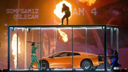 De 5 bizarste podium momenten