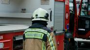 Twee mensen naar ziekenhuis na brand in Elsene