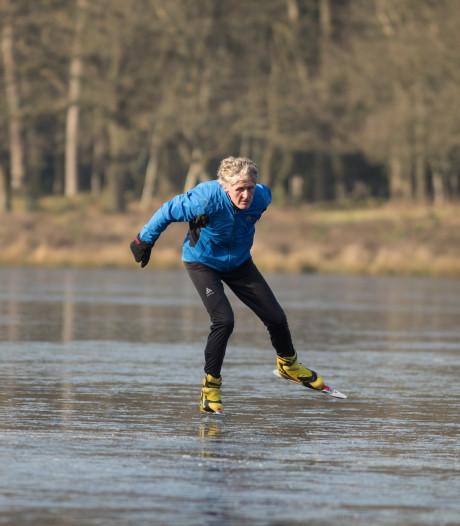 IJsclub Drunen: 'Het ziet er naar uit dat we onverwacht toch nog kunnen schaatsen'