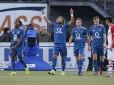 Feyenoord verjaagt 'promovendus-spook'