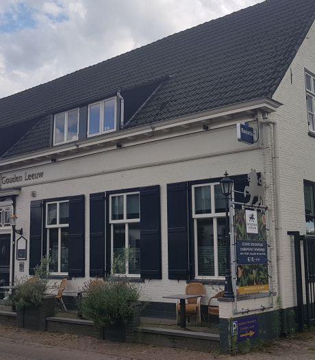 Kapstok en bijna 300 handtekeningen voor doorstart van herberg 'De Gouden Leeuw' in Berlicum: 'Gouwe is must voor het dorp'