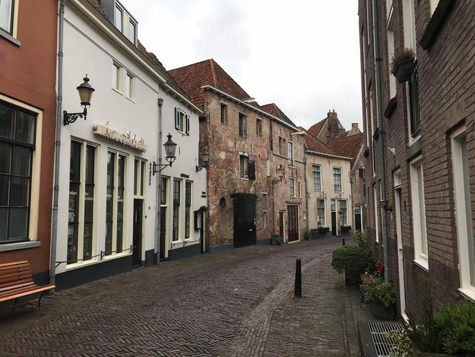Chez Antoinette, al jaren aan de Roggestraat in Deventer.