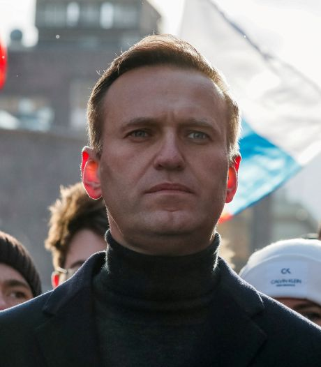 Ontwikkelaar zenuwgif zegt sorry tegen Russische oppositieleider Navalny