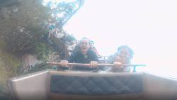 De gekste rollercoaster mash-up
