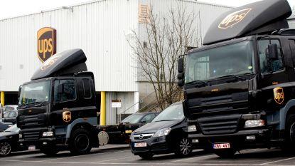Tot 94 banen verdwijnen bij UPS in Diegem