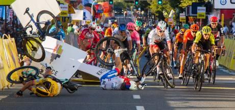 Heel Heukelum duimt voor Fabio na vreselijke crash: 'Iedereen was stil na het zien van de beelden'