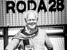 Theo Veens hoopt dat 'zijn' Roda'28 de honderd haalt