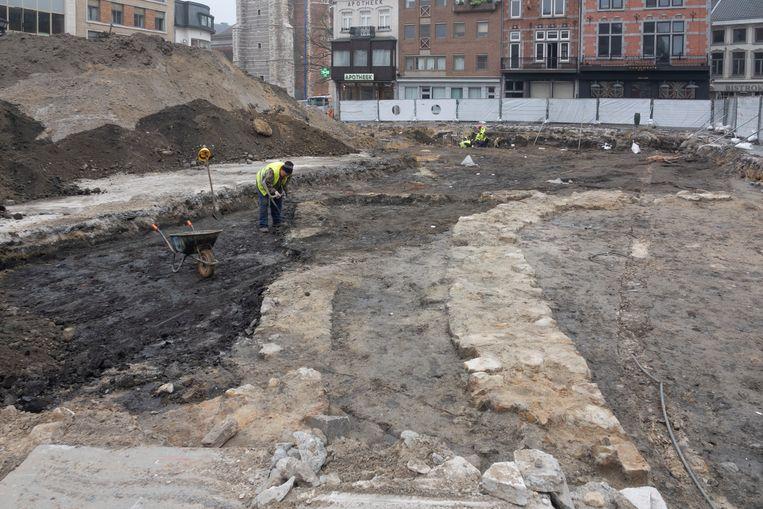 De klerkenkapel is een zogenaamde elitekapel en fungeerde dikwijls als begraafplaats voor de stedelijke machthebbers uit die tijd