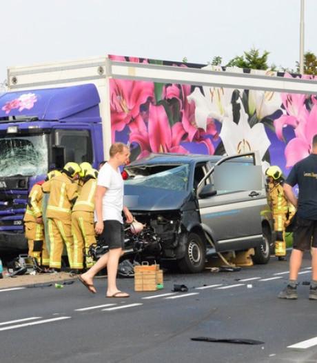 2,5 jaar gevangenisstraf geëist voor zwaar ongeluk op Naaldwijkseweg