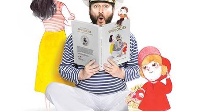 Kapitein Winokio neemt de kinderen mee naar magische sprookjeswereld