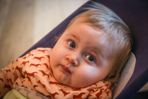 Baby Pia.