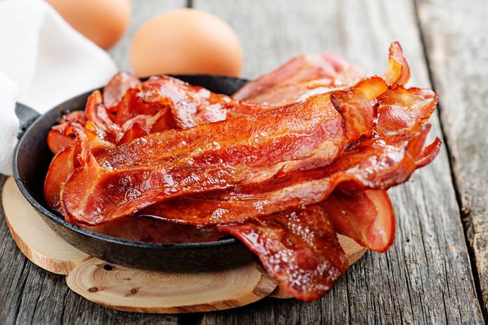 Liever een stukje bacon minder dan meer, aldus de onderzoekers