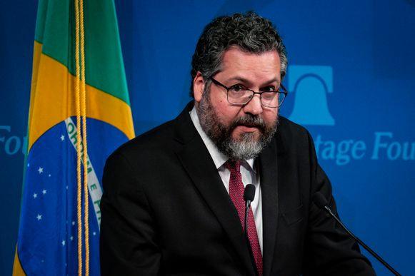 Ernesto Araujo.