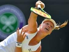 Bertens als vierde geplaatst op Wimbledon