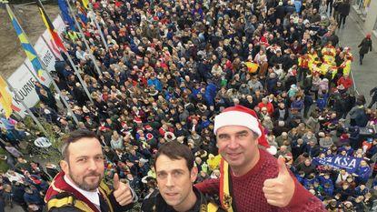 Selfie met 1.002 inwoners breekt geen wereldrecord