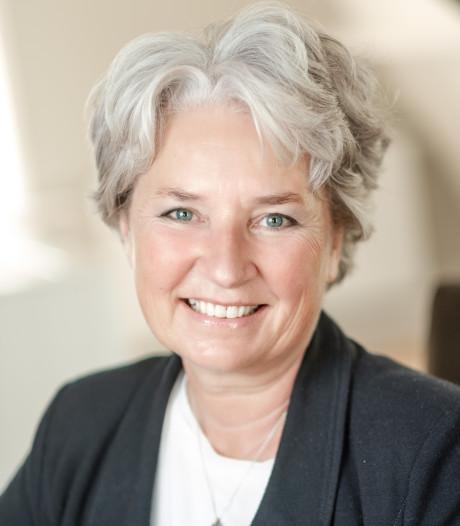 Karin Pullen nieuwe voorzitter College van Bestuur van Zone.college