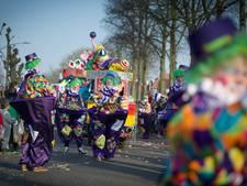 Burgemeester en wethouders Wijchen nemen carnavalskraker op
