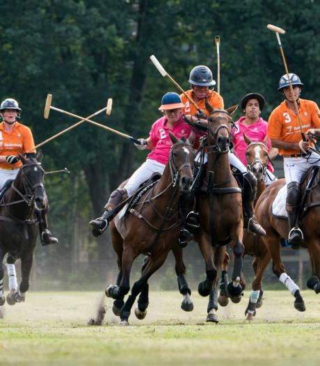 Op herhaling: chique polo-evenement op Paleis Het Loo