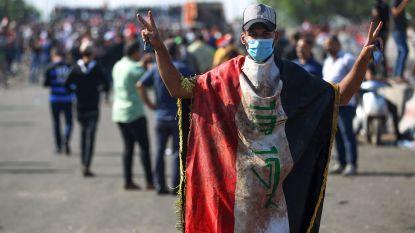 Sit-in in Iraaks parlement na wekenlange protesten