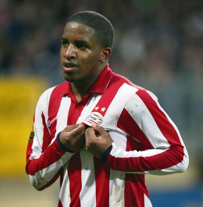 Jefferson Farfán in zijn tijd bij PSV.