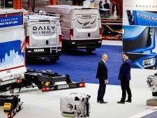 Flinke plus Europese verkoop bedrijfswagens