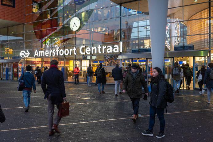 Amersfoort Centraal Station.