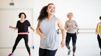 """Korte sportsessies zitten in de lift: """"3 keer 10 minuten wandelen is beter voor je gezondheid dan 1 wandeling van 1 uur"""""""