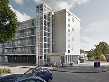 Acht verouderde flatgebouwen Spijkenisse plat