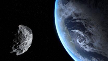 Planetoïde met kracht van ongeveer 100 Hiroshimabommen zal onze aarde (voorlopig) niet raken