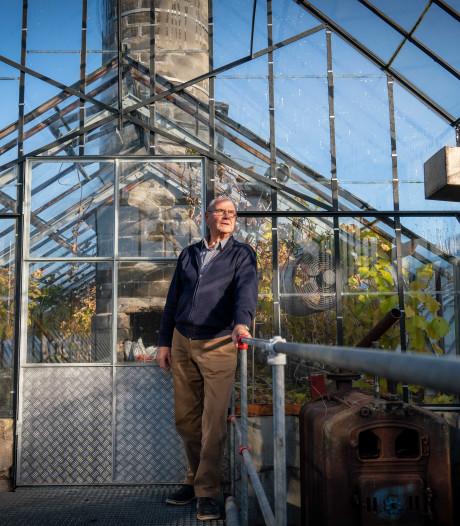 Het leven van Henk Gertsen speelde zich voor een groot deel achter glas af