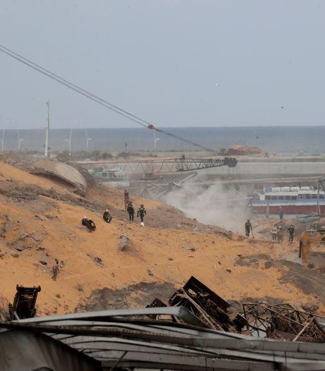 Peu d'espoir de retrouver des survivants, selon l'armée libanaise
