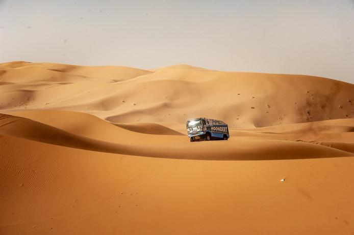 Team Hoondert in Marokko.