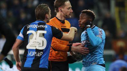 FT België: voorwaardelijke sluiting tribune Club na oerwoudgeluiden? - Kara mag hopen op play-offs - Operatie voor Penneteau
