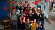 Kinderopvang Assenede bakt en kookt 725 euro bijeen voor Rode Neuzen Dag