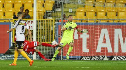 Dit waren de drie duels in play-off 2B: Twee elfmeters en rode kaart op Daknam - Antwerp en STVV volgen in het zog van Lokeren