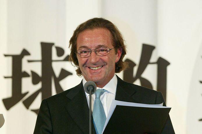 Gérald Marie, l'ex-directeur Europe de l'agence Elite.