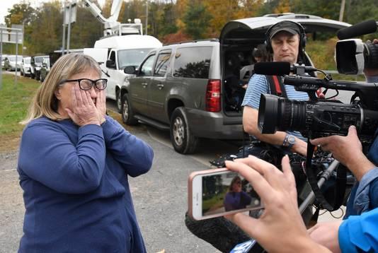 Barbara Douglas a perdu ses quatre nièces dans l'accident