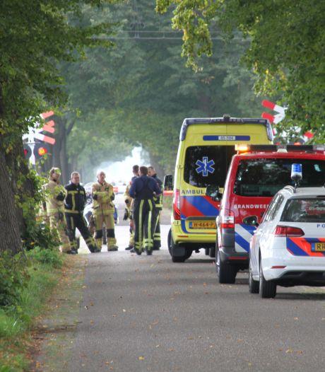 Urenlang geen treinen tussen Deventer en Almelo na aanrijding op spoor