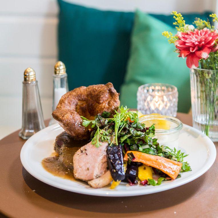 De Sunday Roast van The Cottage Beeld Tammy van Nerum