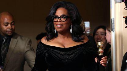 """Oprah: """"Ik zou het Witte Huis nooit overleven"""""""