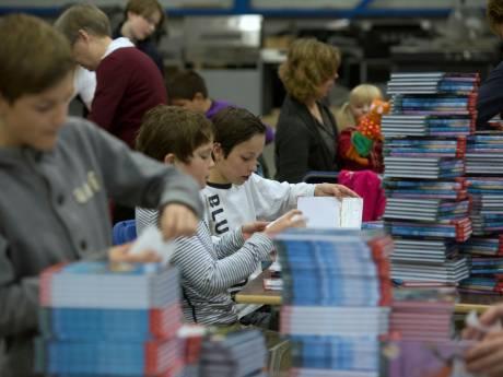 Gratis kinderboeken lenen bij de Hema in Oudewater