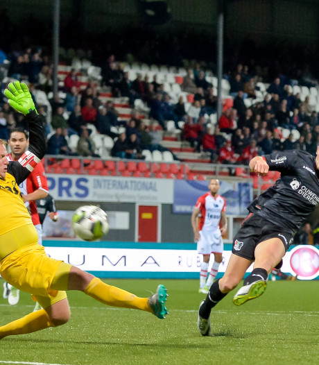 NEC treft bij huidige stand FC Emmen in de play-offs