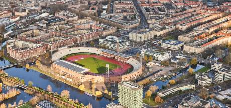 Gebied rond Olympisch Stadion officieus gedoopt tot 'The Olympic Amsterdam'