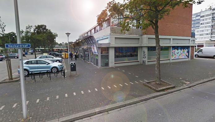 Neckardreef in Overvecht.