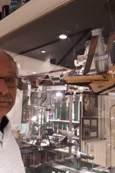 Een hond in de ruimte, dat ging de tienerfantasie van Ger Pistorius te boven