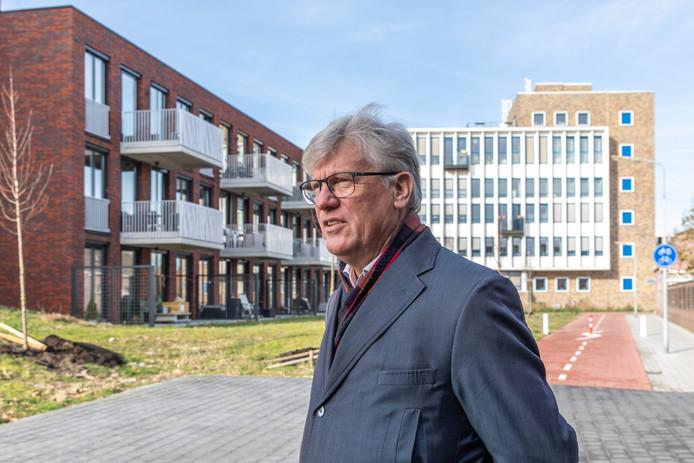 Directeur Maarten Sas van de RWS: Die prijsstijging hadden we niet kunnen uitleggen aan de huurders.
