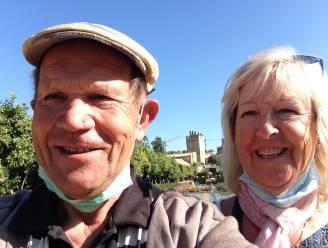 """Francis en Jacqueline zaten klein jaar geleden vast op befaamde 'coronacruise': """"Nu genieten we van de Spaanse zon"""""""